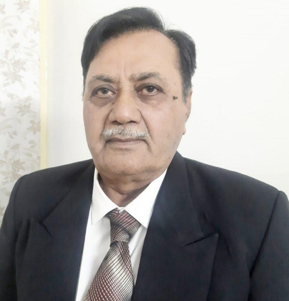Sanghi Whole Time Director N. B. Gohil